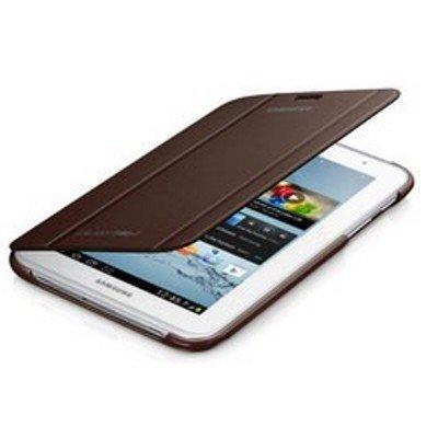 Чехол для планшета Samsung для Galaxy Tab E 9.6 SM-T560N Book Cover полиуретан/поликарбонат коричневый (EF-BT560BAEGRU) (EF-BT560BAEGRU)Чехлы для планшетов Samsung<br>Чехол Samsung для Galaxy Tab E 9.6 Book Cover полиуретан/поликарбонат коричневый (EF-BT560BAEGRU)<br>