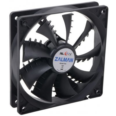 Система охлаждения корпуса ПК ZALMAN ZM-F3 (SF) (ZM-F3 (SF)) zalman zalman zm f3 led sf