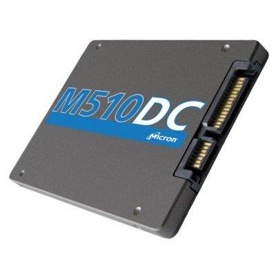 Накопитель SSD Crucial MTFDDAK960MBP-1AN1ZABYY 960Gb (MTFDDAK960MBP-1AN1ZABYY)Накопители SSD Crucial<br>SSD жесткий диск SATA2.5 960GB M510DC MTFDDAK960MBP CRUCIAL<br>