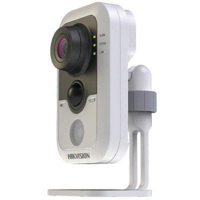Камера видеонаблюдения Hikvision DS-2CD2432F-I-4MM (DS-2CD2432F-I-4MM)Камеры видеонаблюдения Hikvision<br>Сетевая камера Hikvision DS-2CD2432F-I-2.8MM - компактная IP-камера день/ночь, тип матрицы CMOS, объектив 4 мм, кодирование H.264/MJPEG, детектор движения, PoE питание.<br>