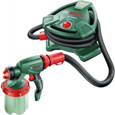 Краскораспылитель Bosch PFS 5000E 1200Вт бак:1000мл 500мл/мин (603207200)Краскораспылители Bosch<br>Краскопульт Bosch PFS 5000E 1200Вт бак:1000мл 500мл/мин<br>