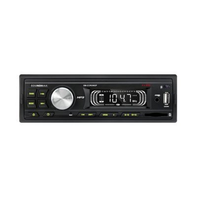 Автомагнитола Soundmax SM-CCR3052F (SM-CCR3052F) автомагнитола soundmax sm cdm1042