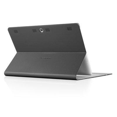 Чехол для планшета Lenovo Tab 2 A10-30 X30 Folio Case and Film (Gray-WW) (ZG38C00625) (ZG38C00625)Чехлы для планшетов Lenovo<br>Чехол для плашентного ПК Lenovo TAB2 A10-30<br>