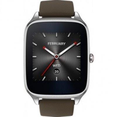 Умные часы ASUS ZenWatch 2 WI501Q Taupe коричневый (90NZ0042-M00720)