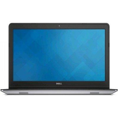Ноутбук Dell Inspiron 5749 (5749-1509) (5749-1509)Ноутбуки Dell<br>Pentium 3805U 1.9 GHz,17.3 HD+ Cam,4GB DDR3(1),500GB 5.4krpm,DVDRW,WiFi,BT,4C,3.3kg,1y,Win 8.1,Silver<br>