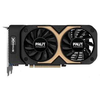 Видеокарта ПК Palit GeForce GTX 750 Ti 1202Mhz PCI-E 3.0 2048Mb 6008Mhz 128 bit DVI Mini-HDMI HDCP (NE5X75TT1341-1073F)