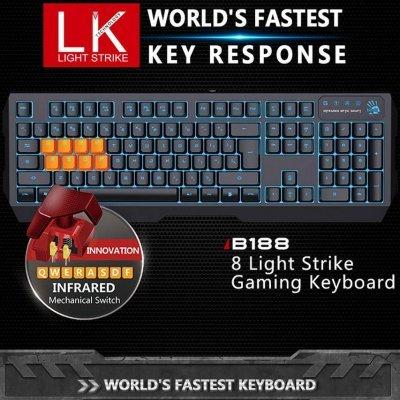 Клавиатура A4Tech Bloody B188 (B188) цена 2017