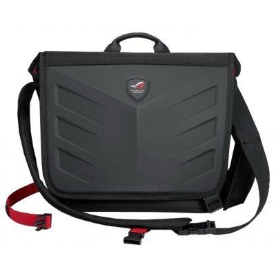Рюкзак для ноутбука ASUS ROG RANGER MESSENGER 15,6 черный (90XB0310-BBP000) (90XB0310-BBP000)