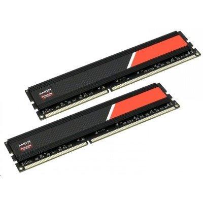 Модуль оперативной памяти ПК AMD R748G2133U1K 8Gb DDR4 (R748G2133U1K)Модули оперативной памяти ПК AMD <br>Память DDR4 2x4Gb 2133MHz AMD R748G2133U1K RTL PC4-17000 CL15 DIMM 288-pin 1.2В<br>