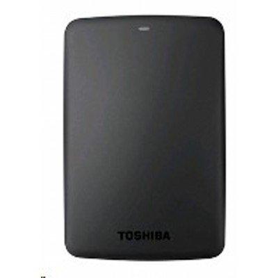 Внешний жесткий диск Toshiba HDTB310EK3AA 1Tb USB 3.0 (HDTB310EK3AA)Внешние жесткие диски Toshiba<br>Toshiba External HDD 1000GB, Canvio Basics, 2,5, 5400rpm, USB3.0, Black, RTL<br>