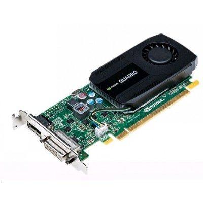 Видеокарта ПК PNY Technologies Quadro K420 PCI-E 2.0 2048Mb 128 bit DVI (VCQK420-2GB-PB), арт: 227846 -  Видеокарты ПК PNY Technologies