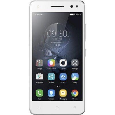 Смартфон Lenovo Vibe S1 Lite белый (PA2W0012RU)Смартфоны Lenovo<br>дисплей: 5,0-дюймовый IPS, FHD (1920x1080), 440 ppi; процессор: 64-битный восьмиядерный MediaTek MT6753 с тактовой частотой 1,3 ГГц; операционная система: Android 5.1 Lollipop; оперативная память: 2 ГБ LPDDR3;<br>