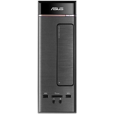 Настольный ПК ASUS K20CE-RU014T (90PD01N1-M01760) (90PD01N1-M01760)Настольные ПК ASUS<br>i3-6100, 3.7Ghz/4G/1TG/Int:Intel HD/DVD-SMulti/Win10 + Kb/m<br>