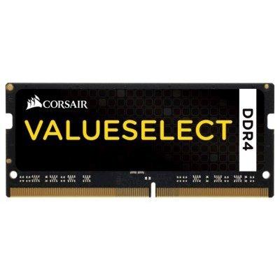 Модуль оперативной памяти ПК Corsair CMSO4GX4M1A2133C15 4Gb DDR4 (CMSO4GX4M1A2133C15)Модули оперативной памяти ПК Corsair<br>Память DDR4 4Gb 2133MHz Corsair CMSO4GX4M1A2133C15 RTL PC4-17000 CL15 SO-DIMM 260-pin 1.2В<br>