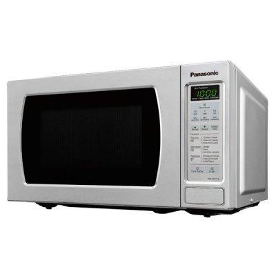 Микроволновая печь Panasonic NN-ST271SZTE (NN-ST271SZTE)Микроволновые печи Panasonic<br>Микроволновая Печь Panasonic NN-ST271SZTE 20л. 800Вт серебристый<br>