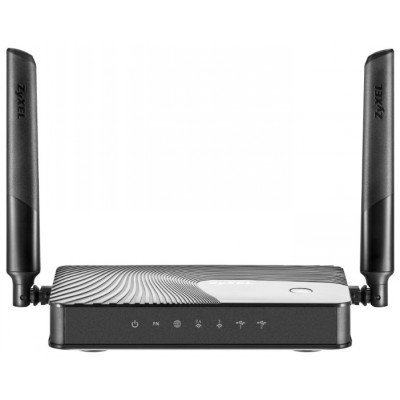 Wi-Fi роутер ZYXEL KEENETIC ULTRA II (KEENETIC ULTRA II)Wi-Fi роутеры ZYXEL<br>Маршрутизатор беспроводной Zyxel Keenetic Ultra (KEENETIC ULTRA II) 10/100/1000BASE-TX<br>