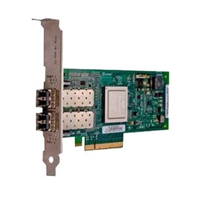 Контроллер Fibre Channel Dell NIC QLogic 2662 Dual Port 406-BBBH (406-BBBH)Контроллеры Fibre Channel Dell<br>DELL NIC QLogic 2662 Dual Port, 16Gb Fibre Channel HBA, Low Profile<br>