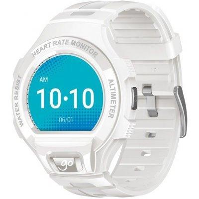 Умные часы Alcatel OneTouch Go Watch SM03 Белый/Серый (SM03 White/Light Gray)