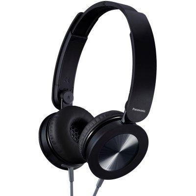 Наушники Panasonic RP-HXS220E-K черный (RP-HXS220E-K)Наушники Panasonic<br>Благодаря складной конструкции, наушники HXS220 максимально удобны для прослушивания музыки в дороге. 30-миллиметровые динамики обеспечивают чистое звучание и мощный бас. Модель HXS220 представлена в нескольких ярких цветовых вариантах — выберите тот, который подходит именно вам.<br>