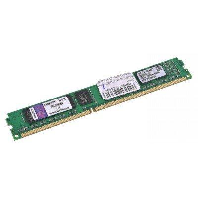 Модуль оперативной памяти ПК Kingston KVR13N9S8H/4 4Gb DDR3 (KVR13N9S8H/4)Модули оперативной памяти ПК Kingston<br>Kingston DIMM 4GB 1333MHz DDR3 Non-ECC CL9 SR x8 STD Height 30mm<br>