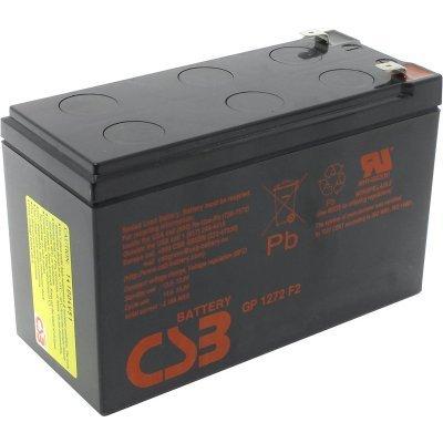 Аккумуляторная батарея для ИБП CSB 12V/7Ah GP1272 F2 (GP1272 F2)