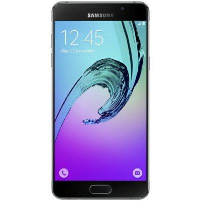 Смартфон Samsung Galaxy A5 (2016) черный (SM-A510FZKDSER)Смартфоны Samsung<br>Android 5.1, поддержка двух SIM-карт, экран 5.2, разрешение 1920x1080, камера 13 МП<br>