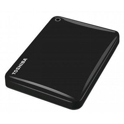 Внешний жесткий диск Toshiba HDTC810EK3AA 1Tb (HDTC810EK3AA) внешний жесткий диск lacie 9000304 silver