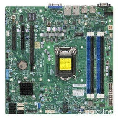 Материнская плата сервера SuperMicro MBD-X10SLL-F-O (MBD-X10SLL-F-O) материнская плата серверная