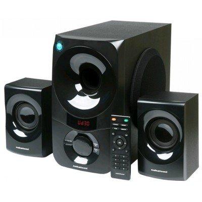 Компьютерная акустика Nakatomi GS-35 (GS-35 black)