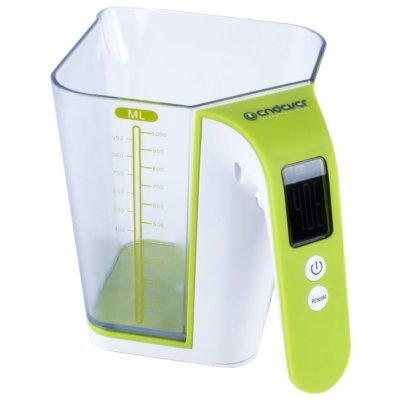Весы кухонные Endever KS-514 (KS-514)Весы кухонные Endever<br>электронные кухонные весы<br>съемная чаша для продуктов<br>нагрузка до 2 кг<br>точность измерения 1 г<br>измерение объема<br>автовыключение<br>