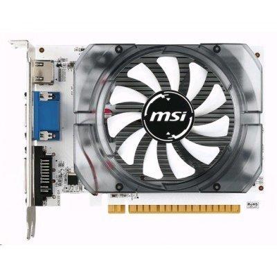 ���������� �� MSI GeForce GT 730 1006Mhz PCI-E 2.0 2048Mb 5000Mhz 64 bit DVI HDMI HDCP V1 (N730K-2GD5/OCV1)