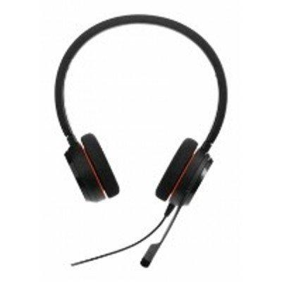 все цены на Компьютерная гарнитура Jabra EVOLVE 20 UC Stereo (4999-829-209) онлайн