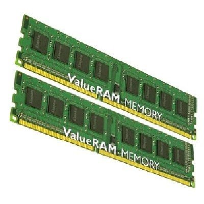 Модуль оперативной памяти ПК Kingston KVR16N11K2/16 16Gb DDR3 (KVR16N11K2/16)Модули оперативной памяти ПК Kingston<br>Kingston DIMM  16GB 1600MHz DDR3 Non-ECC CL11 DIMM (Kit of 2)<br>