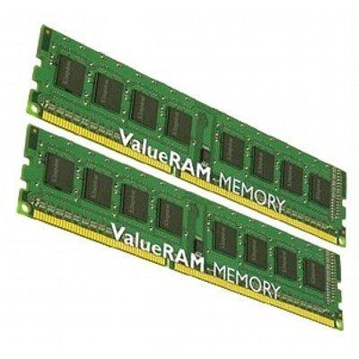 Модуль оперативной памяти ПК Kingston KVR13N9K2/16 16Gb DDR3 (KVR13N9K2/16)Модули оперативной памяти ПК Kingston<br>Kingston DIMM 16GB 1333MHz DDR3 Non-ECC CL9  (Kit of 2)<br>
