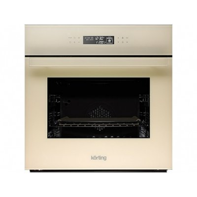 Электрический духовой шкаф Korting OKB 9102 CSGB PRO (OKB 9102 CSGB PRO)Электрические духовые шкафы Korting<br>электрическая независимая духовка<br>59.5 х 59.5 x 56 см<br>сенсорные переключатели<br>класс A по энергопотреблению<br>дисплей<br>телескопические направляющие<br>конвекция<br>гриль<br>защита от детей<br>