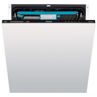 Посудомоечная машина Korting KDI 60175 (KDI 60175)Посудомоечные машины Korting<br>напольная посудомоечная машина 60 см<br>встраиваемая полностью<br>сушка горячим воздухом<br>расход воды 10 л<br>расход электричества 1.05 кВт·ч<br>дисплей<br>уровень шума при работе 44 дБ<br>полная защита от протечек<br>