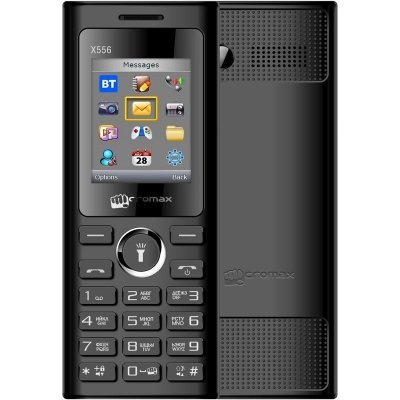 Мобильный телефон Micromax X556 (X556 Black) мобильный телефон micromax x705 черный x705 black