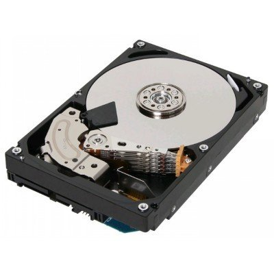 Жесткий диск серверный Toshiba MG04ACA400A 4Tb (MG04ACA400A)Жесткие диски серверные Toshiba<br>HDD Toshiba SATA3 4Tb 3.5 Server 4Kn Format Sector 7200 rpm 128Mb<br>