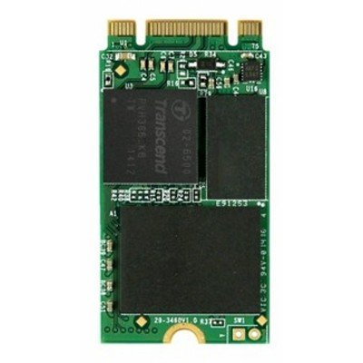 Накопитель SSD Transcend TS128GMTS400 (TS128GMTS400)Накопители SSD Transcend<br>Transcend 128GB M.2 SSD MTS 400 series (22x42mm) R/W: 560/160<br>