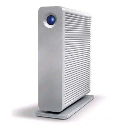 Внешний жесткий диск LaCie 9000258EK 4Tb (9000258EK)Внешние жесткие диски LaCie<br>Внешний жесткий диск HDD 3.5 Lacie 4Tb USB 3.0 d2 Quadra (7200rpm) 3.5 белый e-SATA 9000258EK<br>