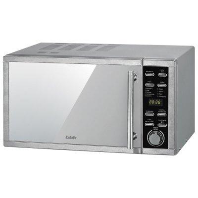 Микроволновая печь BBK 25MWC-990T/S-M (25MWC-990T/S-M) микроволновые печи bosch микроволновая печь