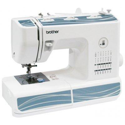 Швейная машина Brother Classic 30 белый (CLASSIC 30)Швейные машины Brother<br>швейная машина<br>электромеханическое управление<br>плавная работа без вибрации<br>17 швейных операций<br>автоматическая обработка петли<br>обметочная строчка<br>рукавная платформа<br>