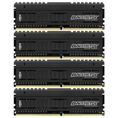 Модуль оперативной памяти ПК Crucial BLE4C8G4D26AFEA 32Gb DDR4 (BLE4C8G4D26AFEA)Модули оперативной памяти ПК Crucial<br>Память DDR4 4x8Gb 2666MHz Crucial BLE4C8G4D26AFEA RTL PC4-21300 CL16 DIMM 288-pin 1.2В<br>