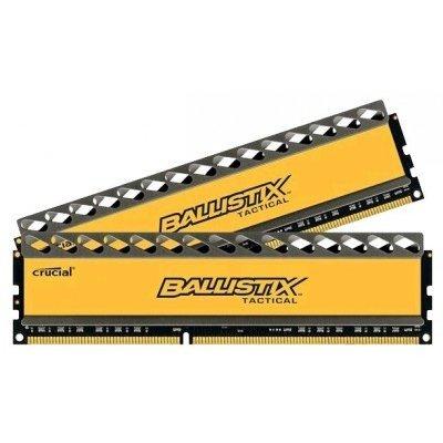 Модуль оперативной памяти ПК Crucial BLT2CP8G3D1869DT1TX0CEU 16Gb DDR3 (BLT2CP8G3D1869DT1TX0CEU), арт: 229079 -  Модули оперативной памяти ПК Crucial