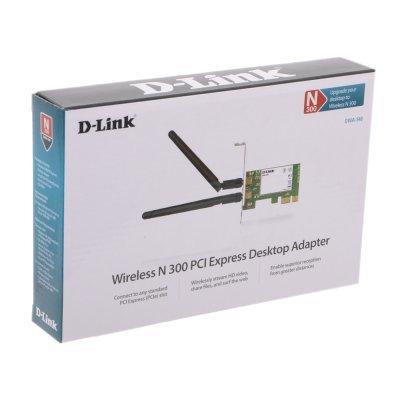 Адаптер Wi-Fi D-Link DWA-548/B1B (DWA-548/B1B), арт: 229082 -  Адаптеры Wi-Fi D-Link
