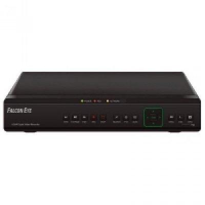 IP-видеорегистратор Falcon Eye FE-4104AHD (FE-4104AHD)IP-видеорегистраторы Falcon Eye<br>4-х канальный AHD регистратор 1080P; Видеовыходы: VGA;HDMI; Видеовходы: 4xBNC;Разрешение записи до 1920*1080; Запись видео: 1080P*100fps; Воспроизведение1080P*100fps; Гибридный режим :2CH AHD 1080P/720P + 2CH IP 1080P/720P. NVR режим :4CH 1080P; Аудио вход/выход: 4хRCA/1CH RCA; Поддержка двух потоко ...<br>