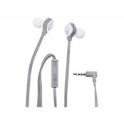 Наушники HP In-Ear H2310 белый (J8H43AA)Наушники HP<br>Гарнитура вкладыши HP In-Ear H2310 1.5м белый проводные (в ушной раковине)<br>