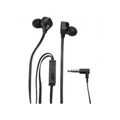 Наушники HP In-Ear H2310 черный (J8H42AA) hp 932xl cn053ae