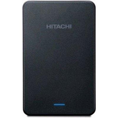 Внешний жесткий диск Hitachi 0S03802 1Tb (0S03802)Внешние жесткие диски Hitachi<br>Жесткий диск HGST USB 3.0 1Tb HTOLMU3EA10001ABB Touro Mobile (5400 об/мин) 2.5 черный<br>