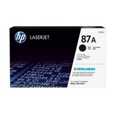 Тонер-картридж для лазерных аппаратов HP 87A CF287A черный для LJ Ent M506/M527 (9000стр.) (CF287A)Тонер-картриджи для лазерных аппаратов HP<br>Тонер Картридж HP 87A CF287A черный для HP LJ Ent M506/M527 (9000стр.)<br>